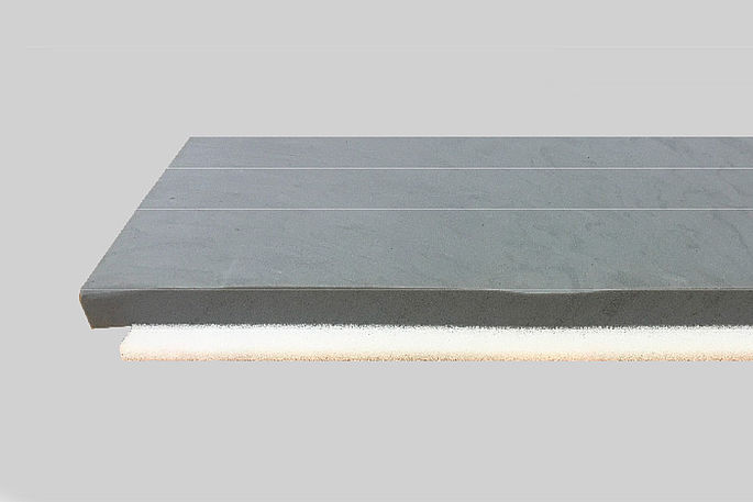 Water Storage Mat with Retention Layer and Drainage Layer