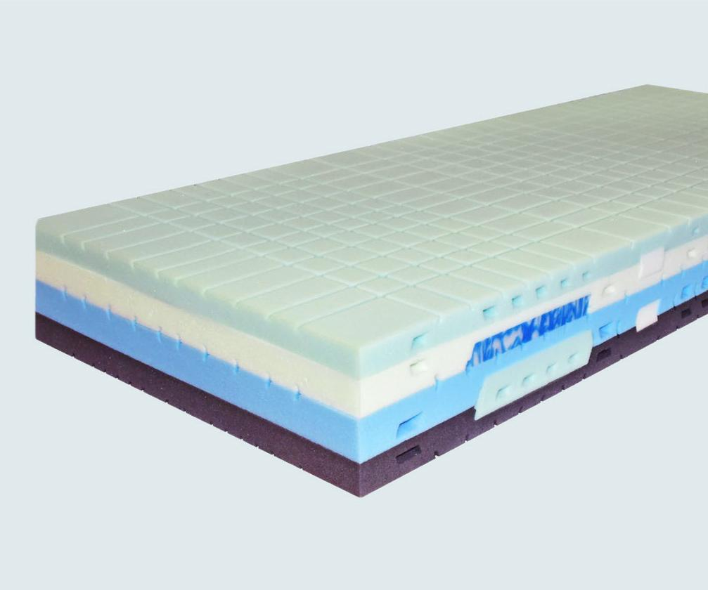 HR comfort foam for mattresses & upholstery