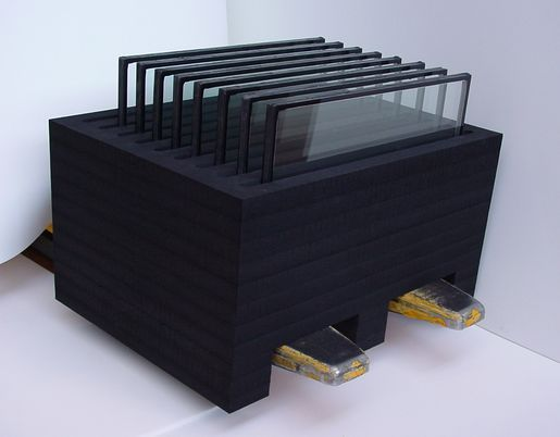 Load Carriers made of PE foam